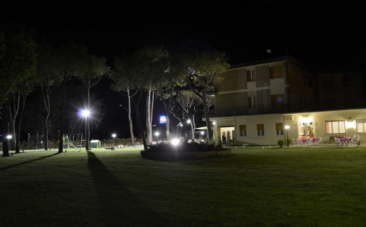 Hotel ristorante ausonia giardino 7