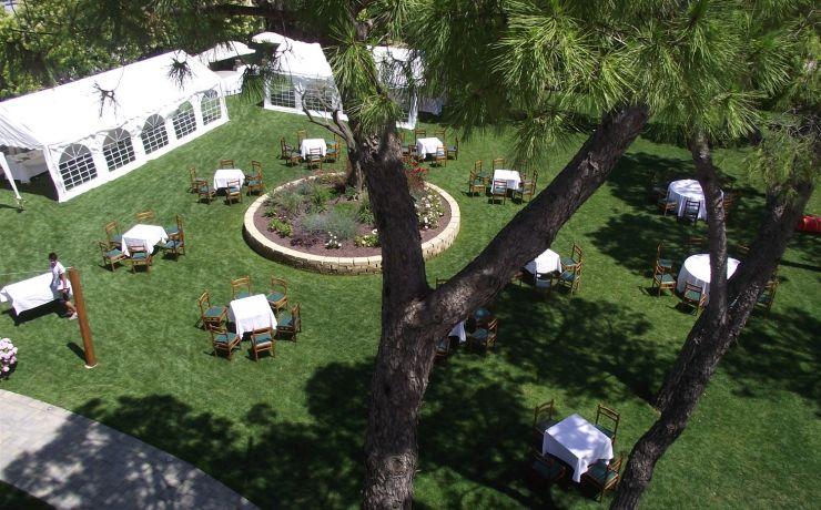 Hotel ristorante ausonia giardino 12